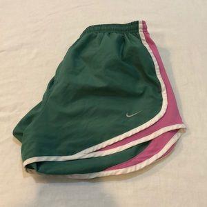 Women's size medium NIKE DRY FIT shorts